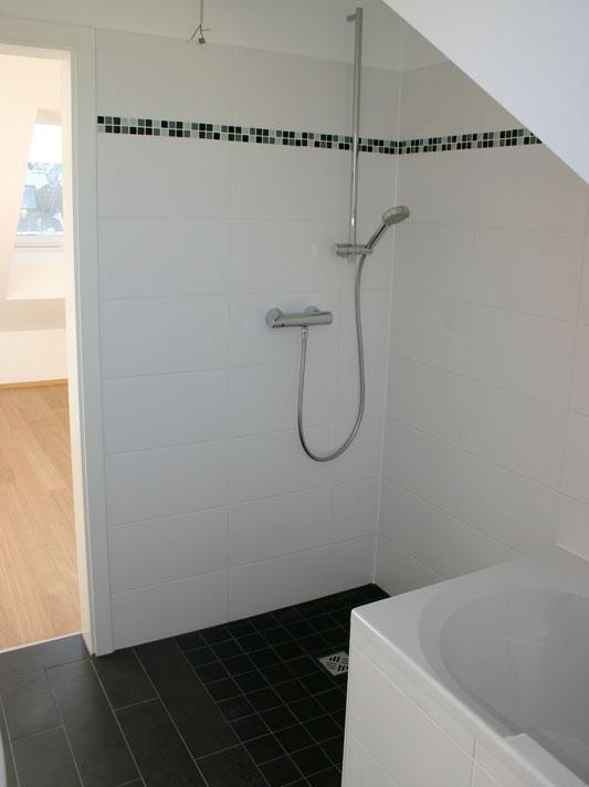 Bodenebene Dusche Estrich : Bodenebene Dusche